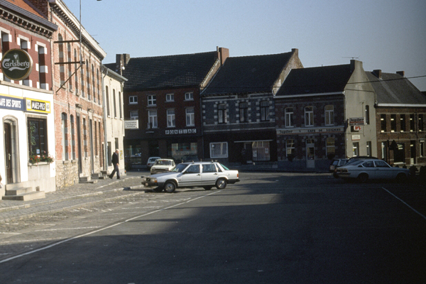 19860920 two weeks in mons belgium on monday the people at nato sent a car to get me and take me to the base and the training building nato headquarters is much like any military base solutioingenieria Gallery