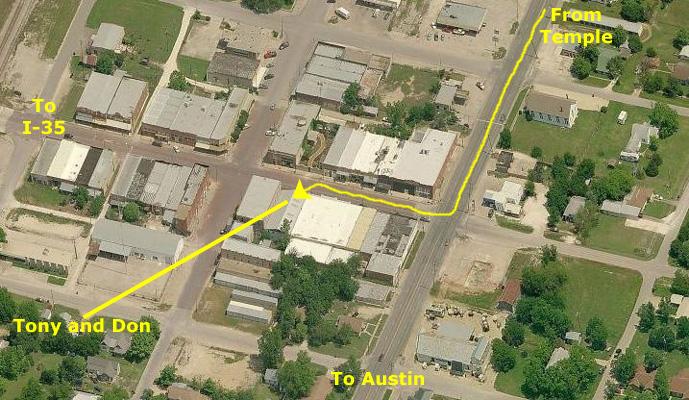 19930516 A Weekend in Bartlett, Texas