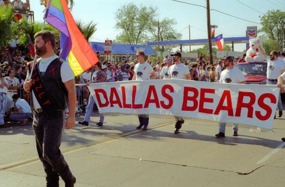 Dallas gay bear