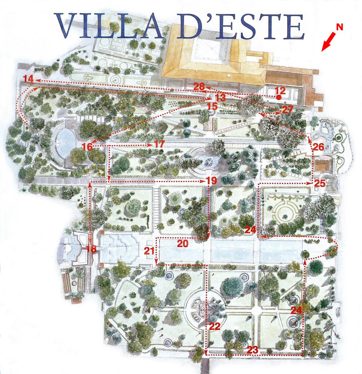Logo Villa D Este