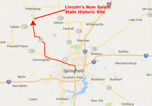 Lincolns new salem il single gay men