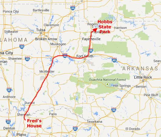 19981022 A Fall Trip to Arkansas
